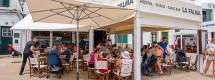Restaurante del Hostal la Palma